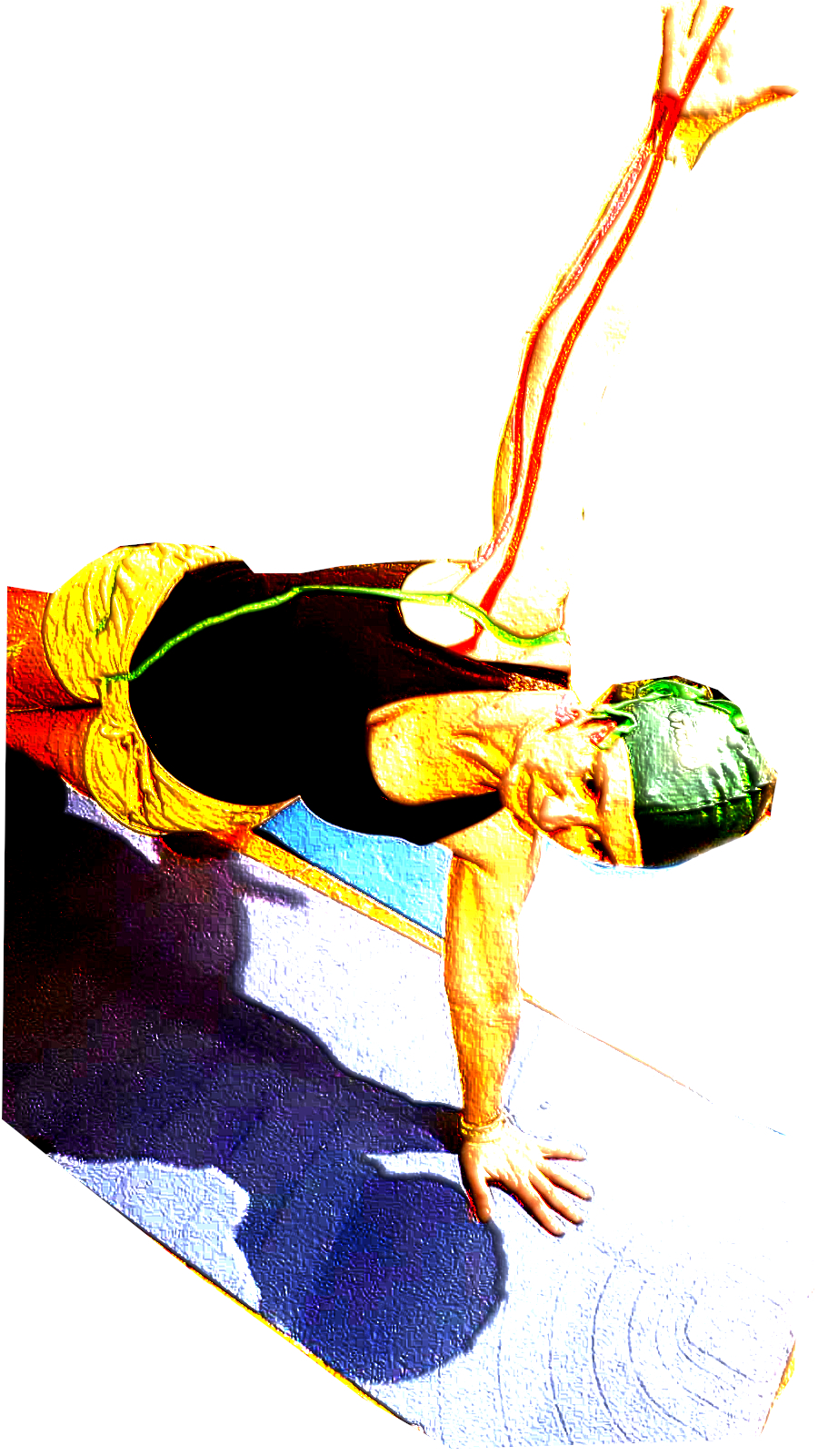 Taller temàtic de meridians aplicats i salud integrativa en Yoga terapèutic