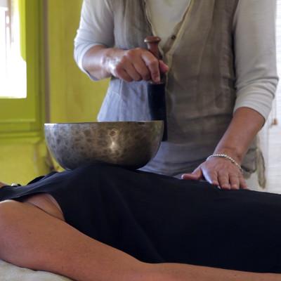 Taller de so amb cuencos tibetans